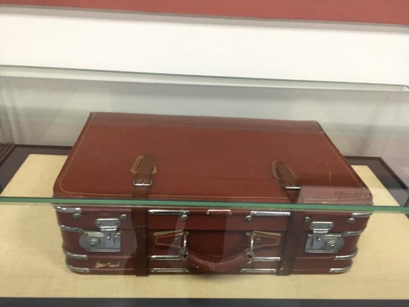 чемодан китайского генерала, Ли Цзунжэнь,военный музей,Тайэрчжуан,Китай