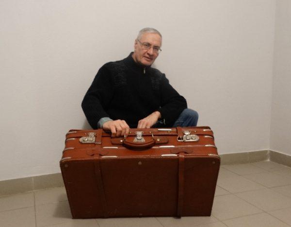 китайский чемодан старинный