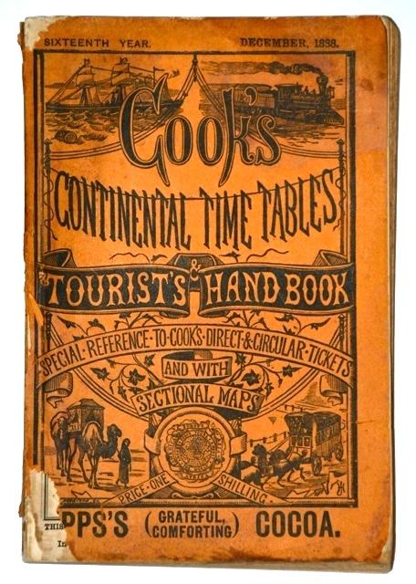 Журнал-Томас-Кук-1888