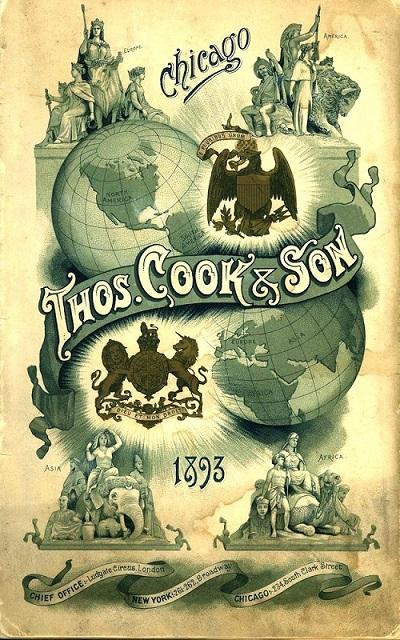 Реклама Томас Кук 1893
