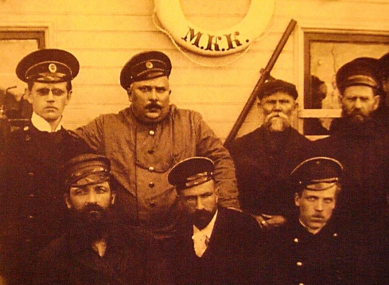 Оленин-Волгарь, Кашина
